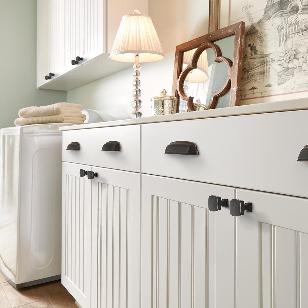 Amerock Decorative Cabinet And Bath Hardware 10bx22439orb