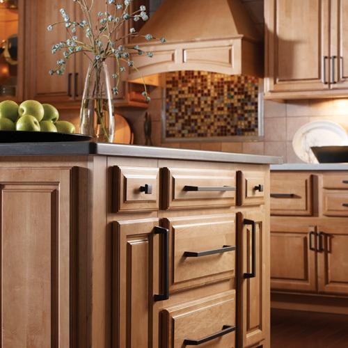 Blackrock Kitchen: Amerock Decorative Cabinet And Bath Hardware: BP55273BBR