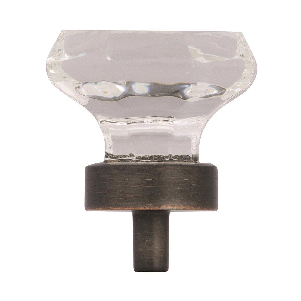 Amerock Decorative Cabinet And Bath Hardware Bp55268corb Cabinet Knob Crystal Oil