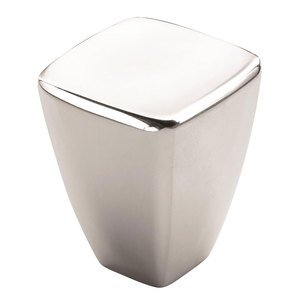 Amerock - Creased Bow - 22mm Knob in Polished Chrome