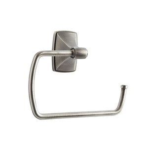 Amerock Clarendon Towel Ring in Antique Silver