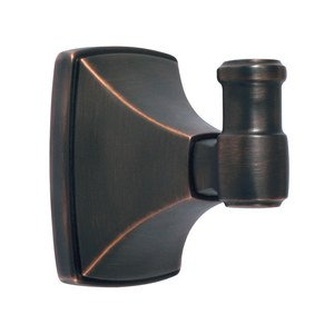 Amerock - Clarendon - Single Robe Hook in Oil Rubbed Bronze