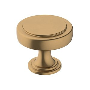 "Amerock - Exceed - 1 1/2"" (38mm) Diameter Knob in Champagne Bronze"