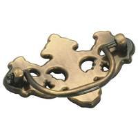 "Amerock - Antique Brass - 3"" Centers Allison Pull in Antique Brass"